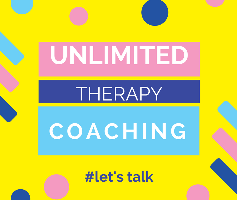 Unlimited Therapy Coaching Sessions